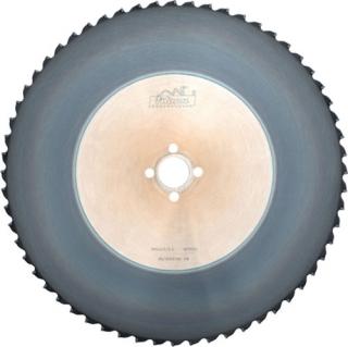 Pilový kotouč METAL SPEED C   s břitovými destičkami z cermetu