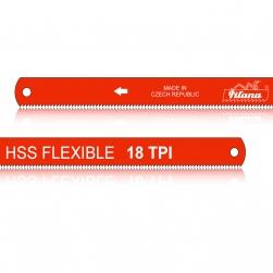 HSS ruční pilový list na kov FLEXIBLE