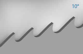 Pilový pás M42 ALUCUT